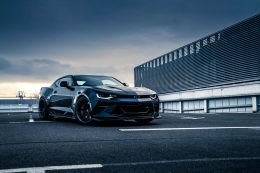 The GME Chevrolet Camaro V8 SS