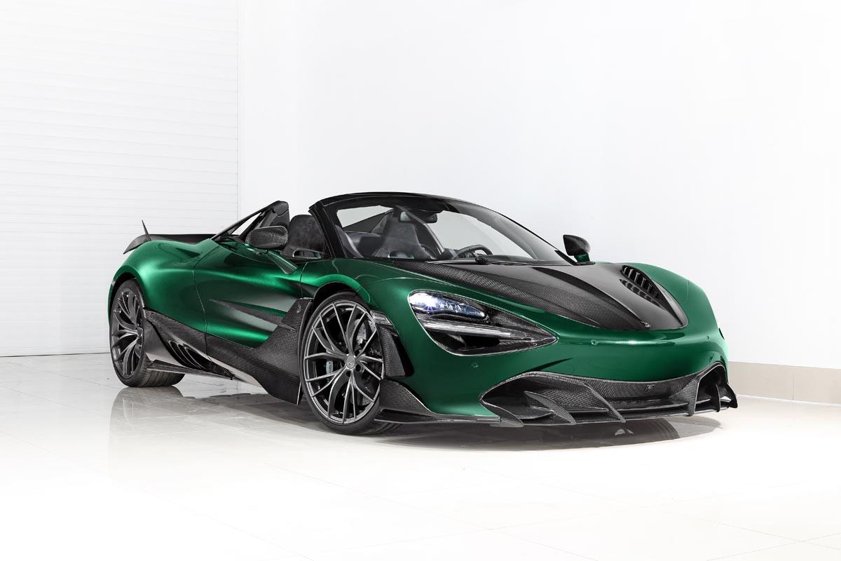 TopCar Design McLaren 720S Spider Fury