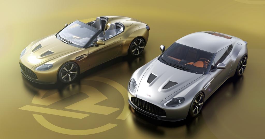 Aston Martin Vantage V12 Zagato Heritage TWINS by R-Reforged