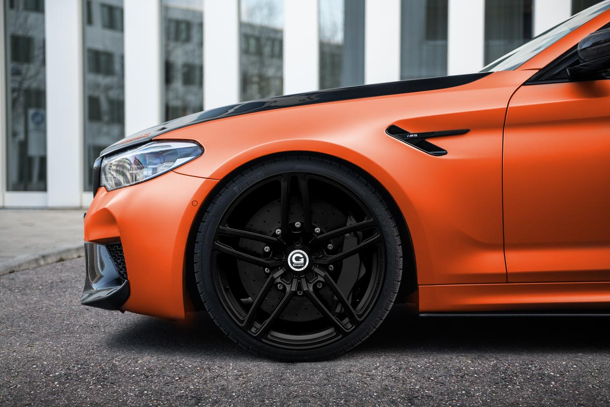 G-POWER BMW M5 F90 HURRICANE RS