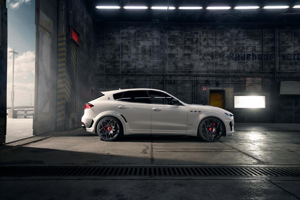 NOVITEC ESTESO Maserati Levante