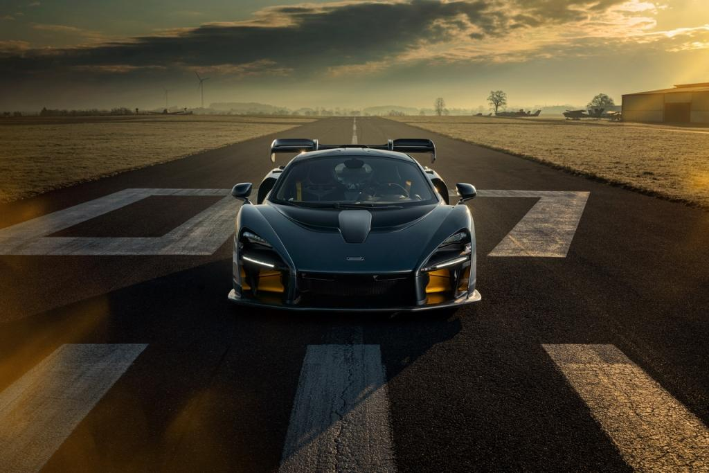 NOVITEC makes the McLaren Senna even more dynamic