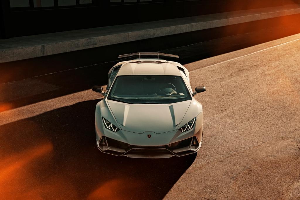 NOVITEC refines the Lamborghini Huracan EVO