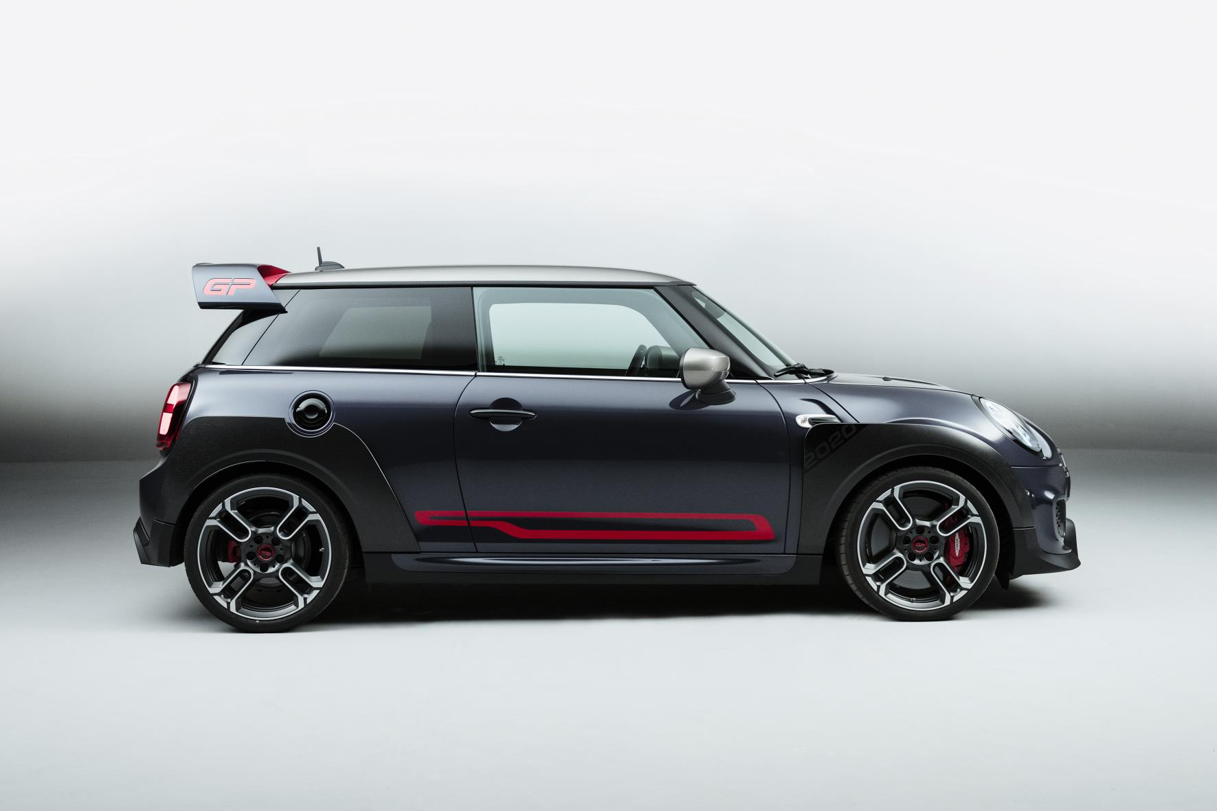 Design of the MINI John Cooper Works GP