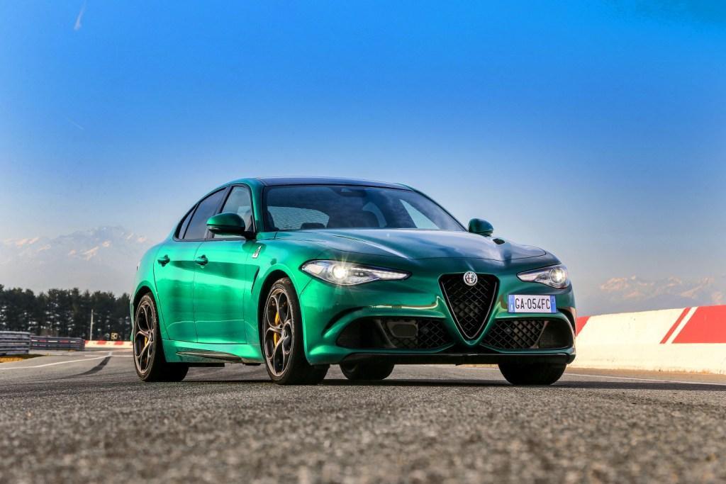New 2020 Alfa Romeo Giulia and Stelvio Quadrifoglio models