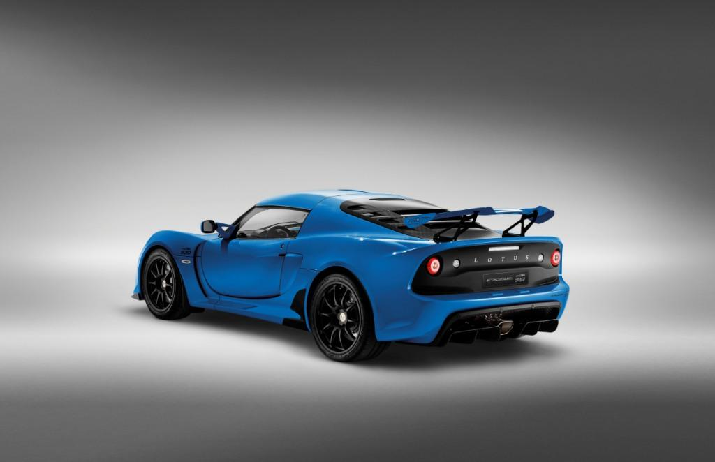 Lotus Exige Sport 410 20th Anniversary Special Edition