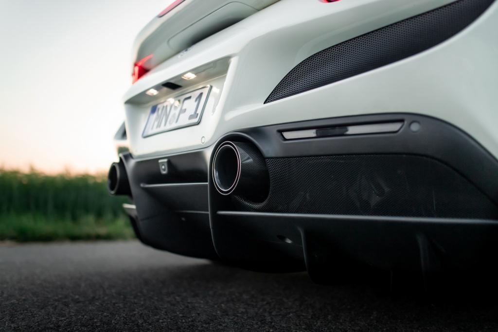 NOVITEC Ferrari F8 Tributo