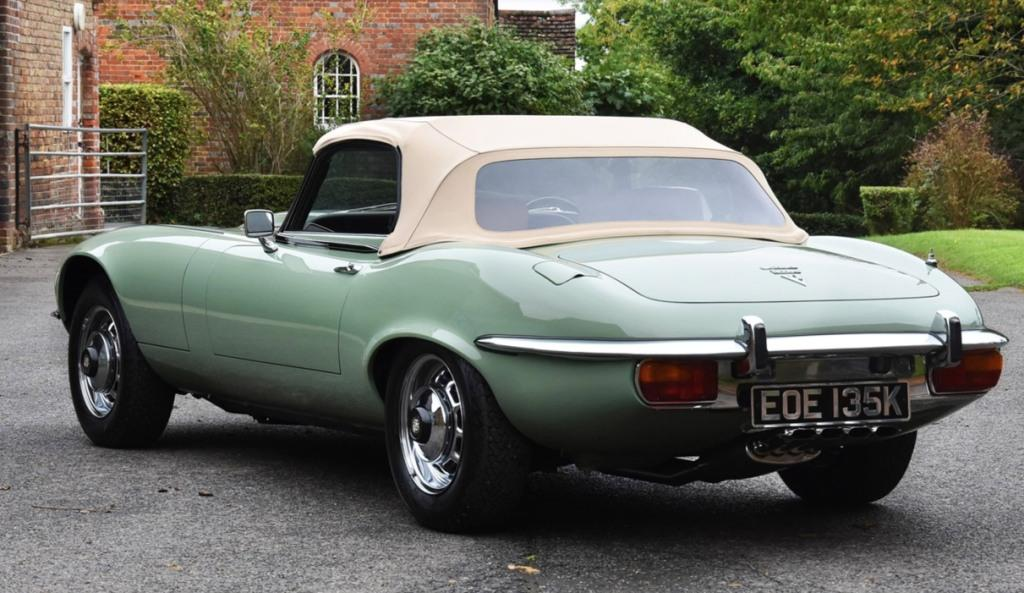 Restoring Kevin Keegan's once loved E-Type