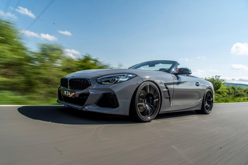 The LIGHTWEIGHT Performance Z4 R