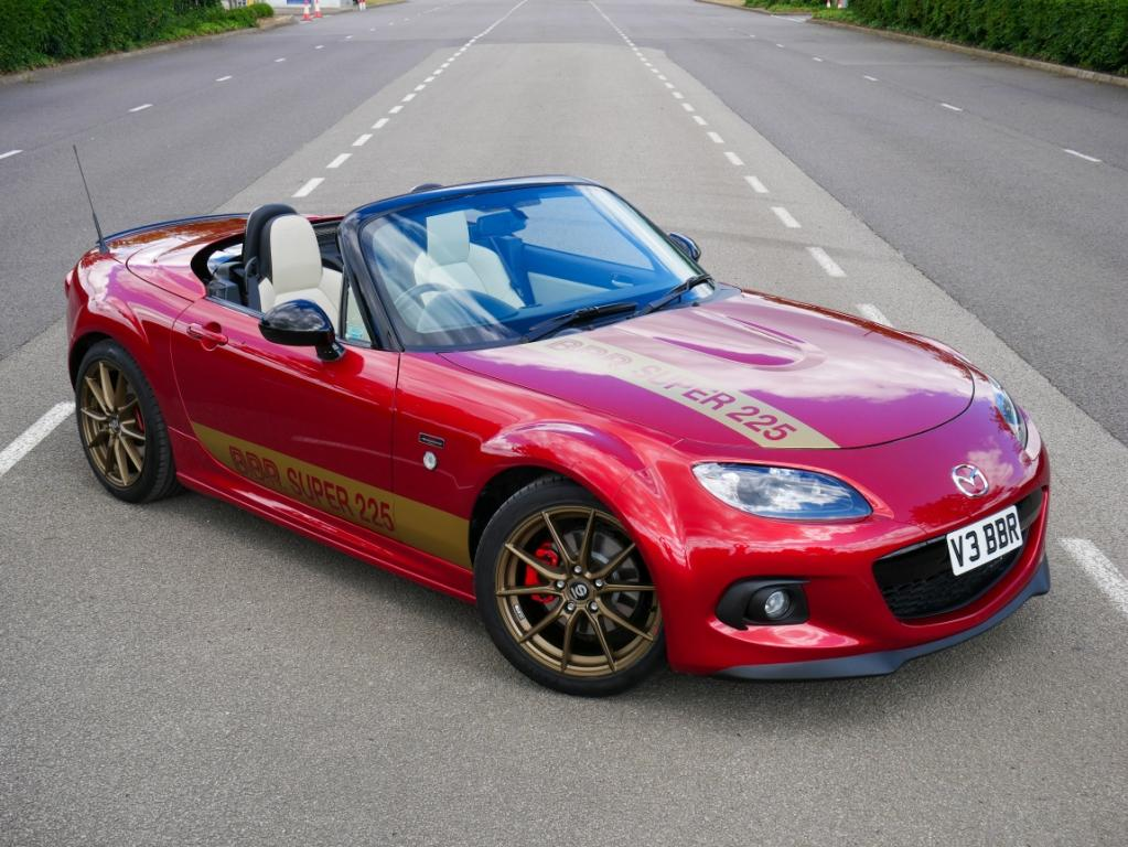 The new BBR MX-5 NC Super 225