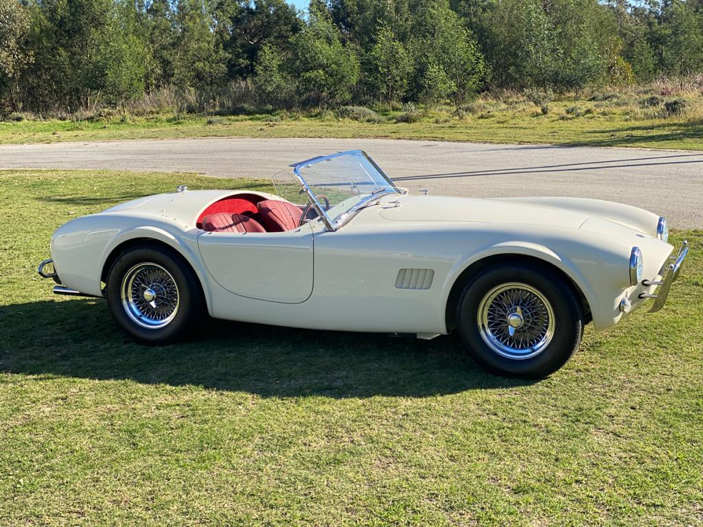 Introducing the AC Cobra Series 1 electric