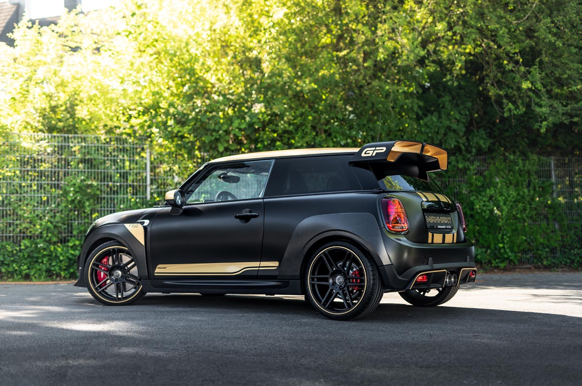 MANHART F350 MINI John Cooper Works GP