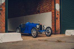 New Bugatti Baby production commences