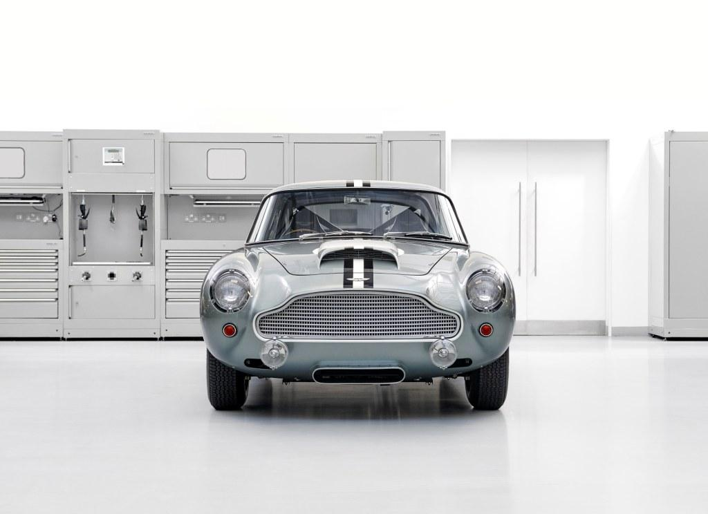The Aston Martin DB4 GT Continuation comes to market