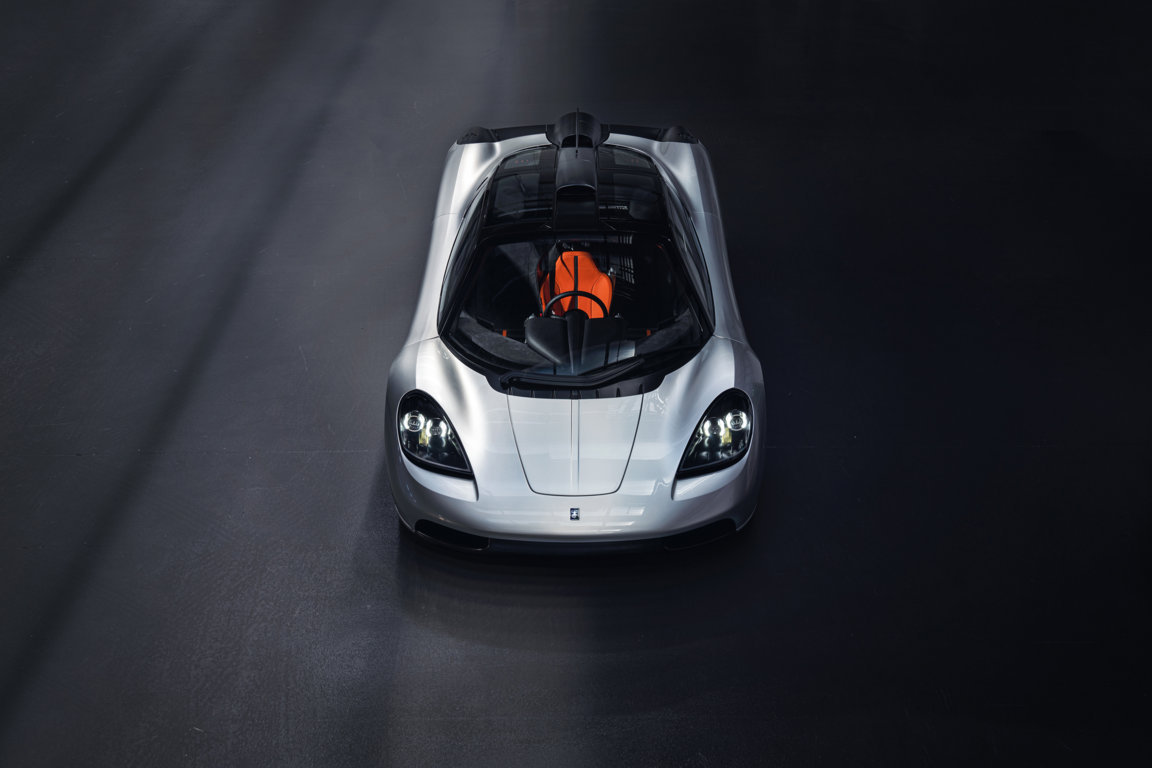 Gordon Murray Automotive T.50