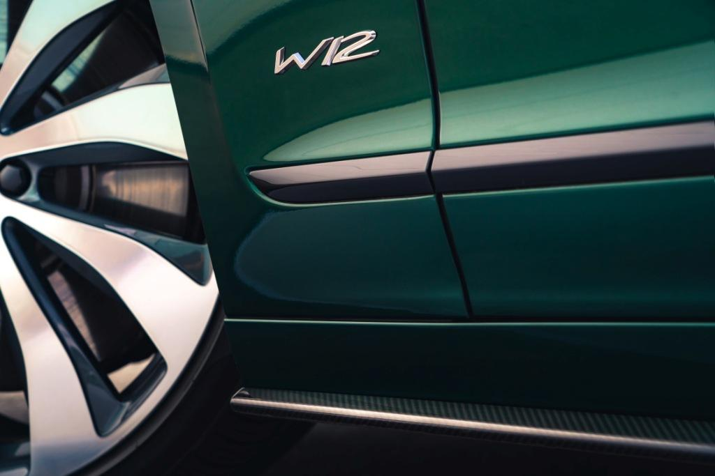 New Styling Specification for the Bentley Flying Spur