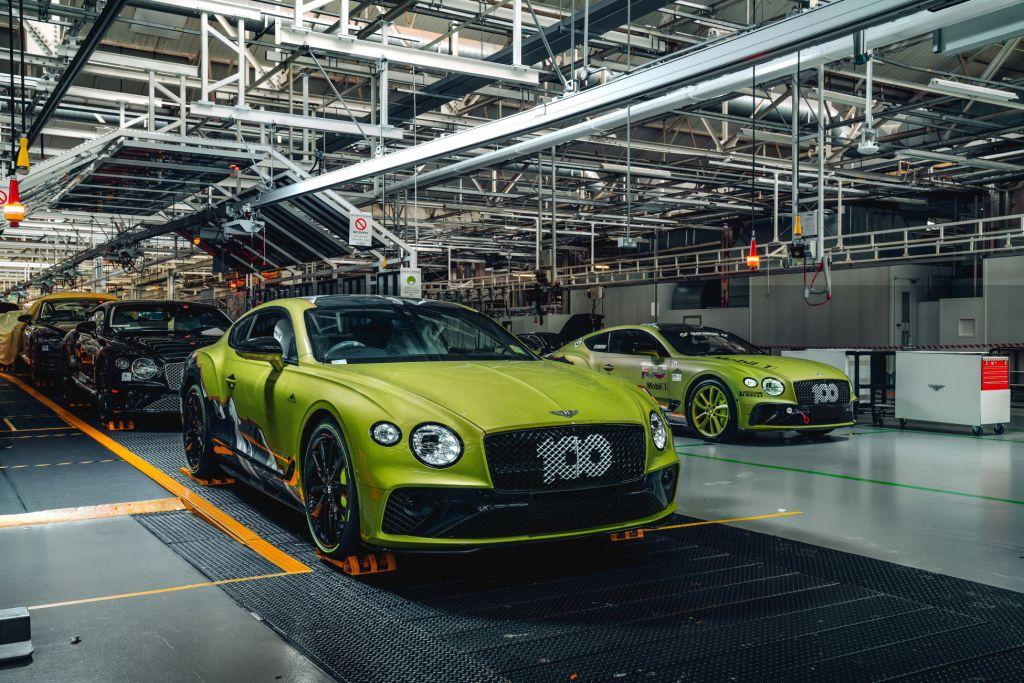 Pikes Peak Continental GT by Mulliner starts limited production run