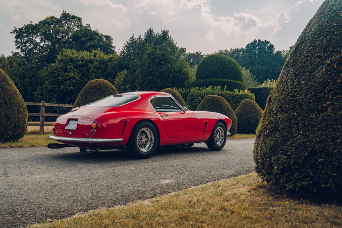 250 SWB revival by GTO engineering