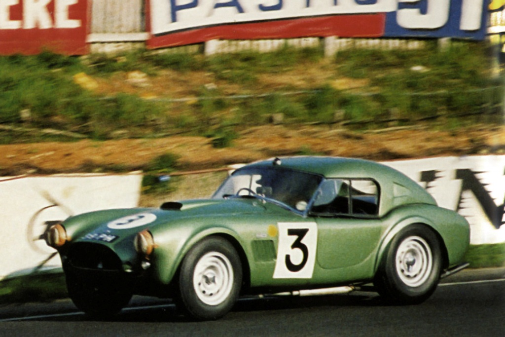 AC returns to Le Mans to handcraft 12 Cobras for the future