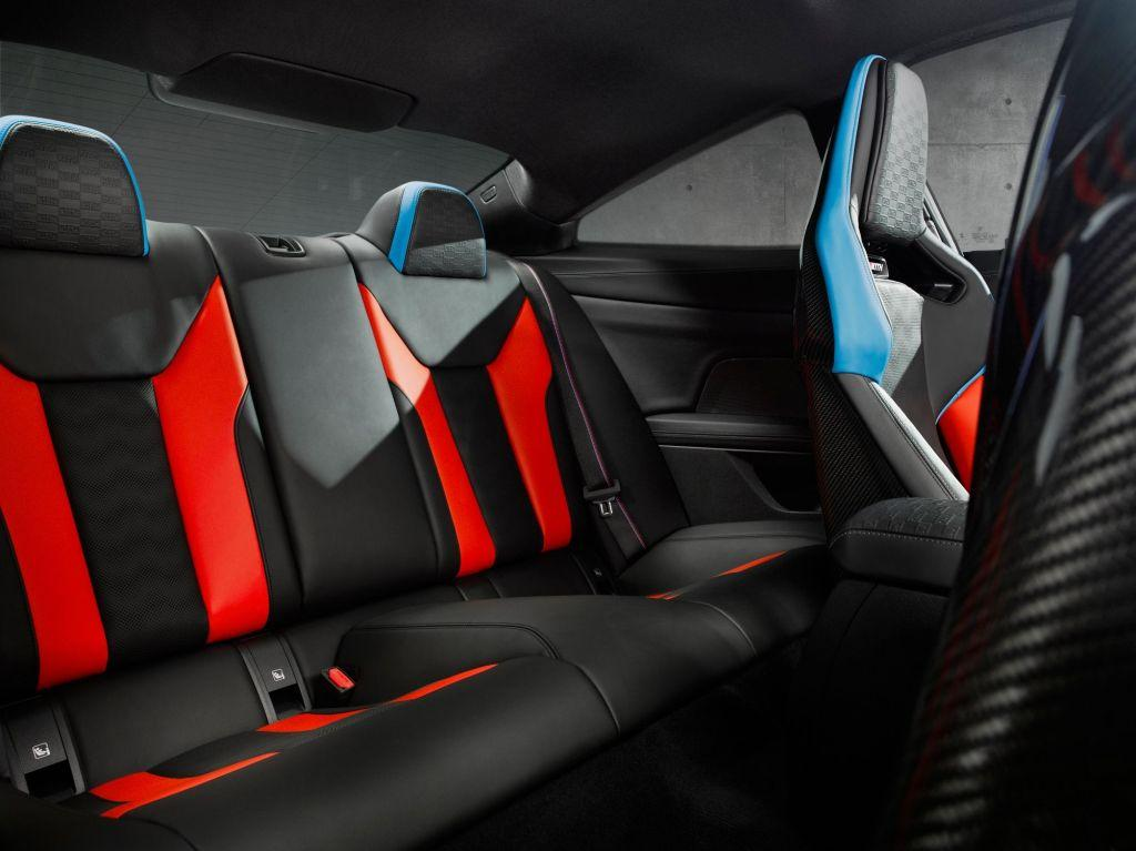 BMW and Kith partner for exclusive special-edition version of the new BMW M4 Competition Coupe