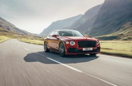 Bentley Flying Spur Twin Turbo V8