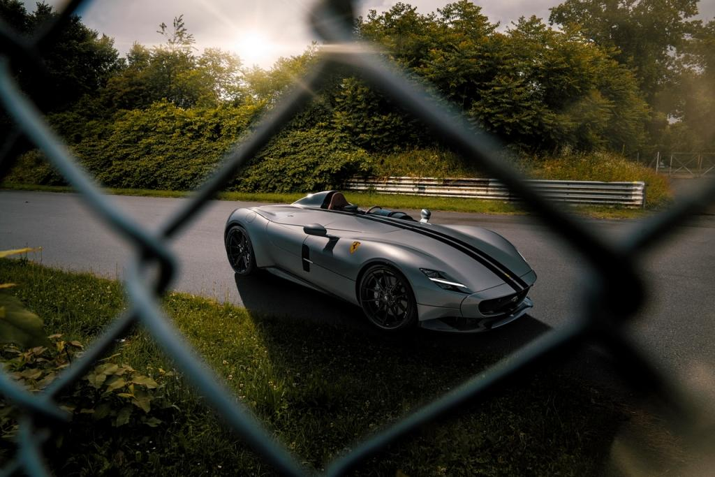 NOVITEC refines the Ferrari Monza SP1 and SP2 roadsters