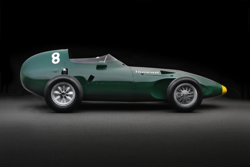 1958 Vanwall Formula One continuation cars