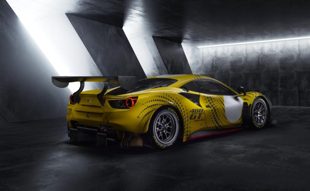 Introducing the Ferrari 488 GT Modificata