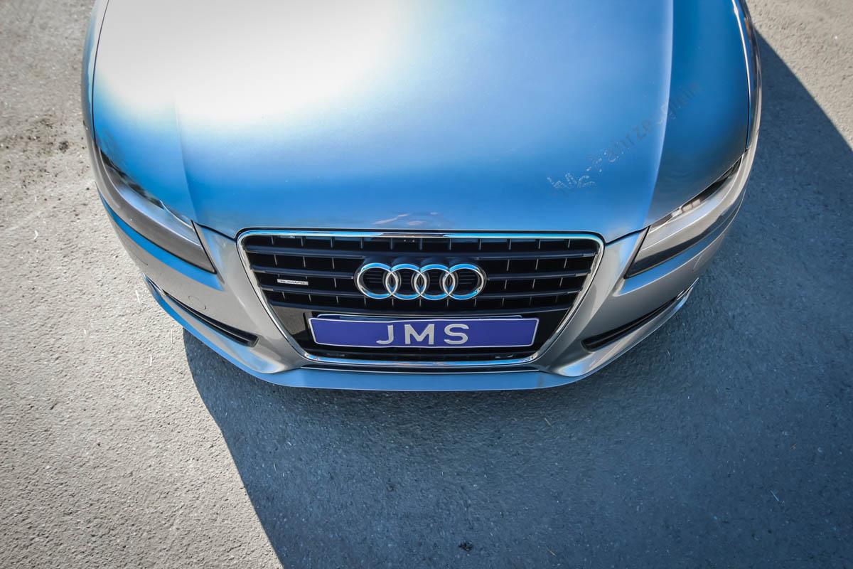 JMS Audi A5 body kit and Barracuda wheels