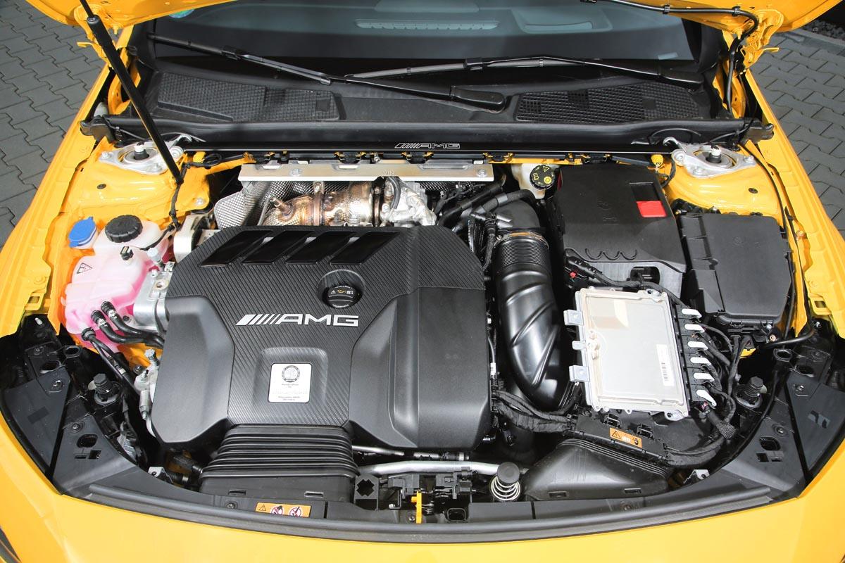 The POSAIDON A 45 RS 525 tracktool