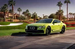 New owners get their limited edition Pikes Peak Continental GT