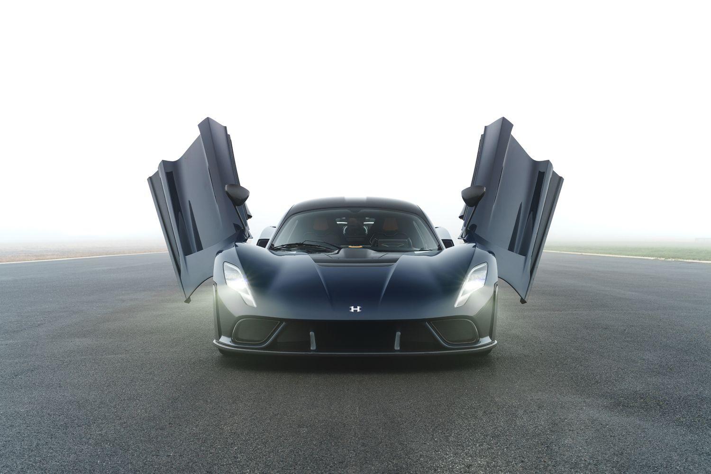 The new Hennessey Venom F5