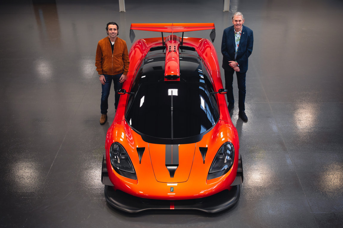 Gordon Murray Automotive reveals the T.50s Niki Lauda
