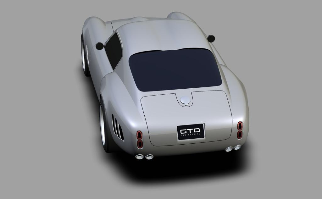 Project Moderna underway with key engine and design updates revealed by GTO Engineering