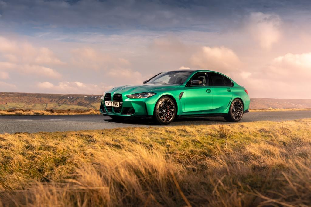 BMW M3 Competition Saloon