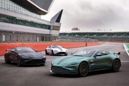 Introducing the Aston Martin Vantage F1 Edition