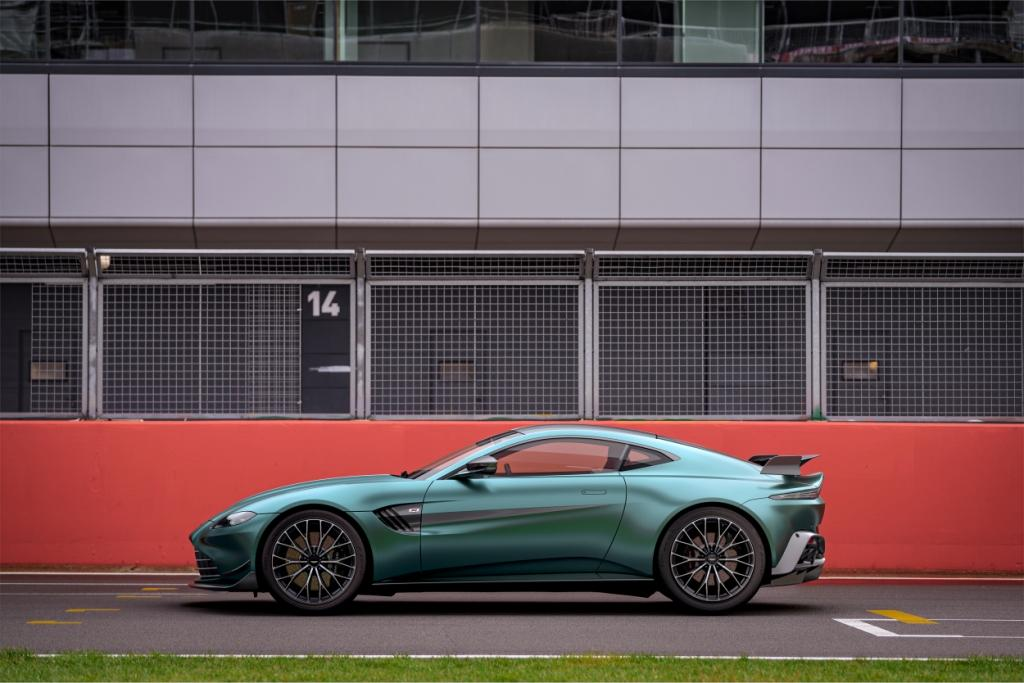 Introducing the Aston Martin Vantage F1 Edition