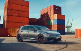 Volkswagen launches the exclusive Golf GTI Clubsport 45 onto the market
