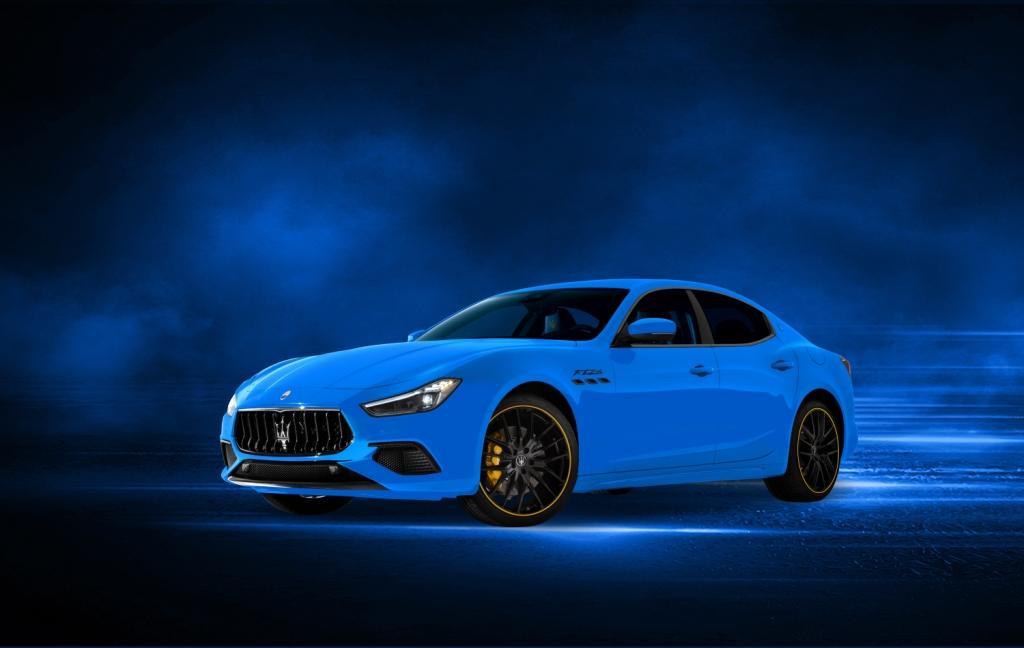 Maserati F Tributo Special Edition