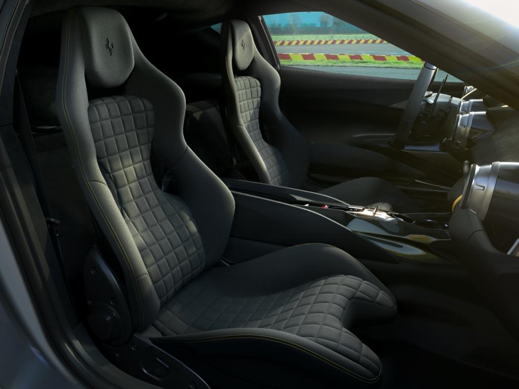 New Ferrari limited-edition V12 images revealed