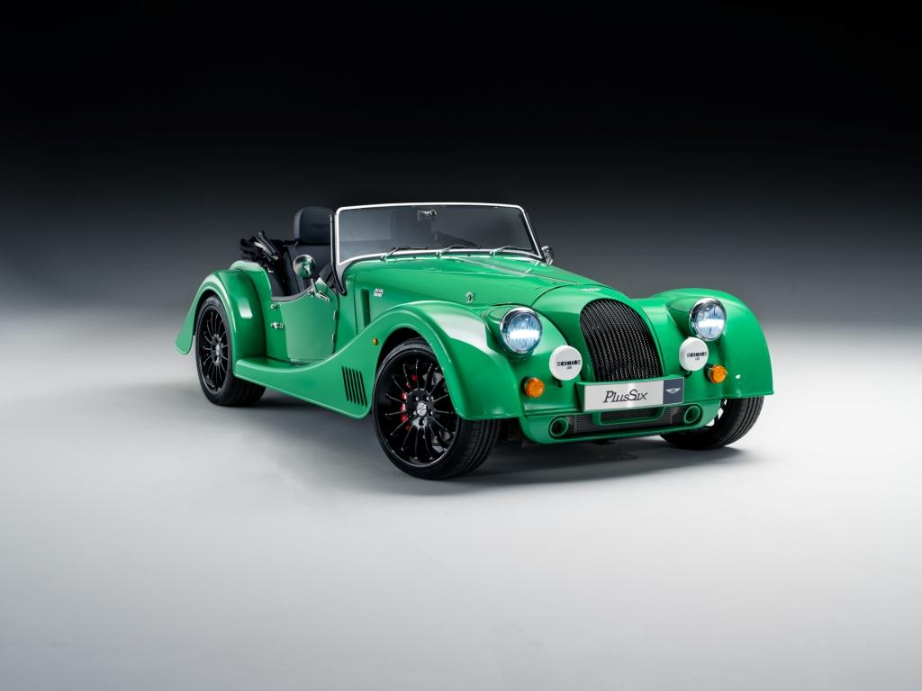 Morgan Plus Four and Plus Six benefit from a host of model updates