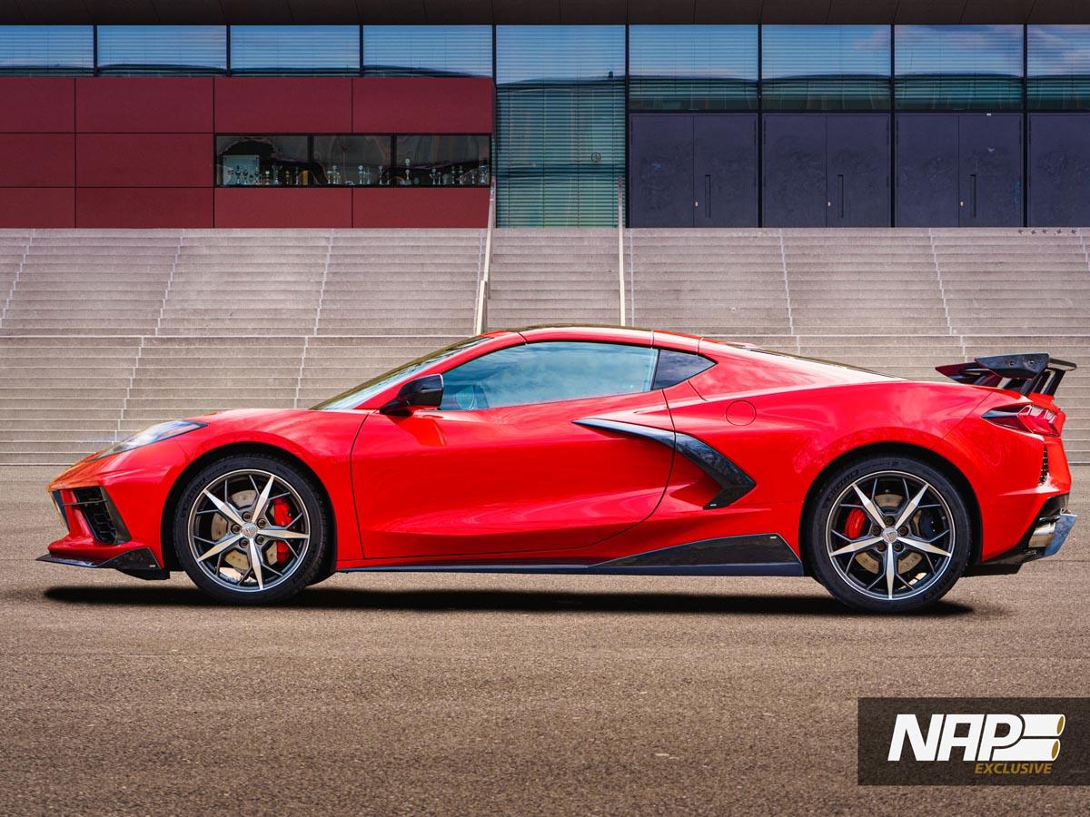 NAP Corvette C8 Stingray
