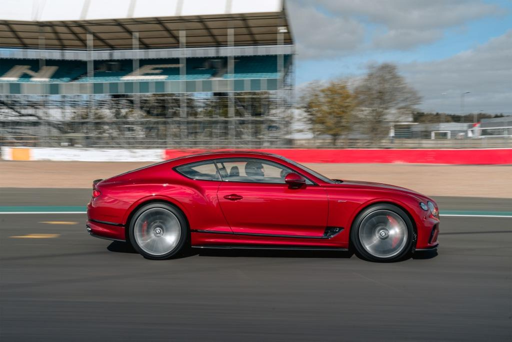 The most advanced Bentley chassis yet