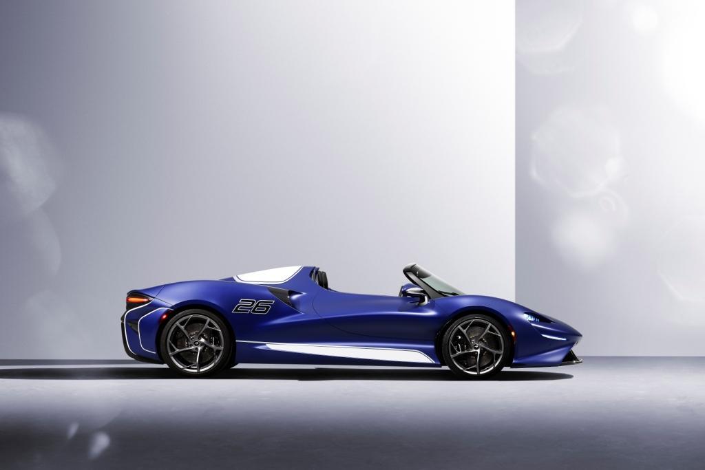 Ultra exclusive McLaren Elva enters production