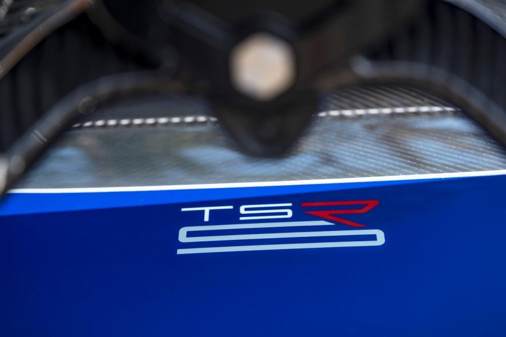 Zenvo Automotive's TSR-S arrives in the UK