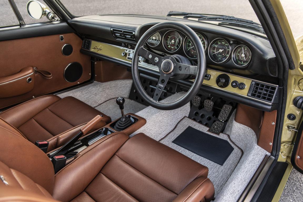 1991 Porsche Reimagined by Singer