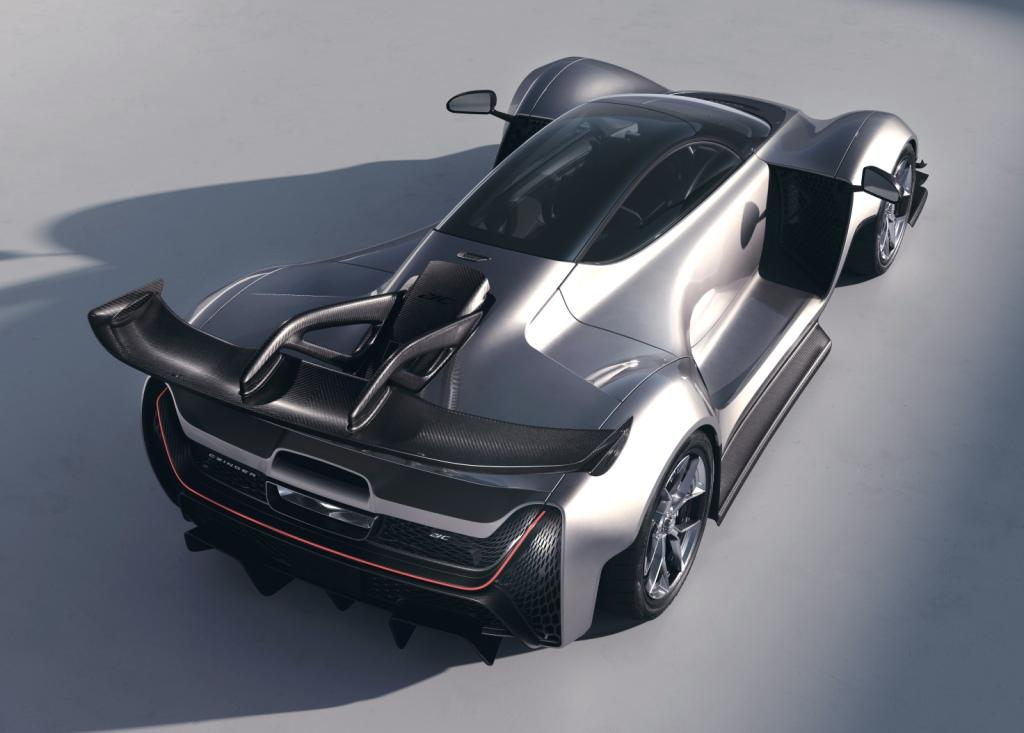 Czinger Unveils Groundbreaking 21C Production Specification Vehicle
