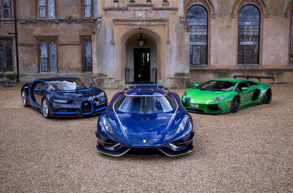 PETROLHEADONISM LIVE is coming to Knebworth House