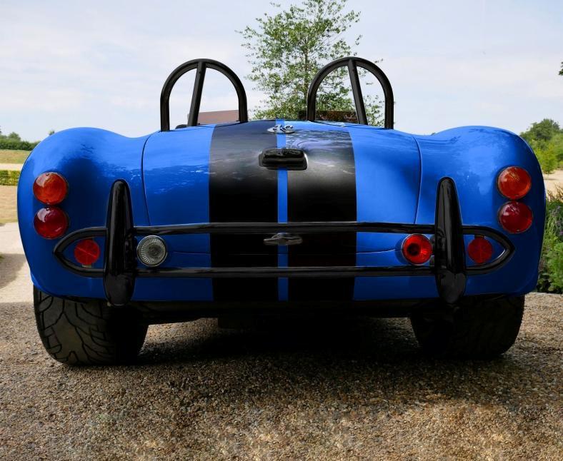 The AC Cobra Series 4–electric