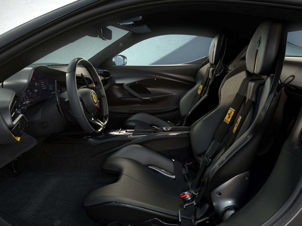 The Ferrari 296 GTB